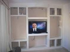 Resultado de imagen para muebles de durlock para habitaciones