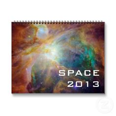 Universe Astronomy Space 2015 wall calendars - Space images set up on a year calendar. You can change the text on the front of the calendar. Make A Calendar, 2013 Calendar, Photo Calendar, Eagle Nebula, Orion Nebula, Space Photos, Space Images, Hubble Space Telescope