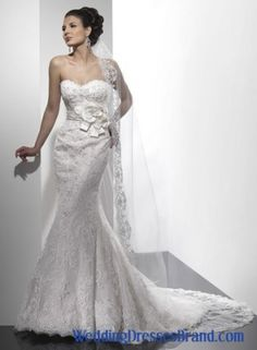 maggie sottero suzette on sale   tried something similar but less slim fitted and liked the lace after all