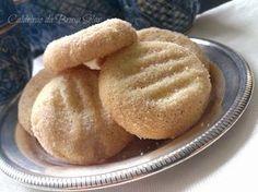 Biscoitos amanteigados super fáceis
