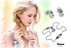 Coleção Looxe para este Verão! Gosta deste conjunto? // Looxe collection for this Summer! Do you like this set? ALR PUL4976B/ ALR TRL4976B #Looxe #looxejewelry #jewelry #verão #conjunto #coleçaoverao #moda #tendências #novastendencias #Looxe #looxejewelry #jewelry #summer #set #summercolection #fashion #trend #newtrend