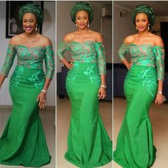 African style. Be ready to be wowed with WDN astonishing Aso-Ebi Collection