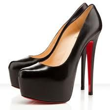 These shoes are so sexy!