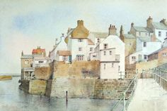 Malcolm Coils. Staithes Beck