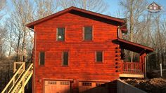 Real Wood Siding Featuring Sikkens 174 Proluxe Cetol 174 Srd In