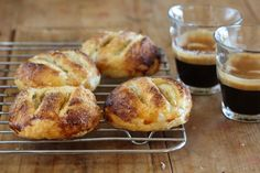 Barossa Dried Pear and Glace Ginger Eccles Cakes - Maggie Beer