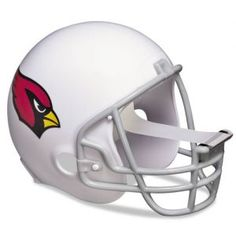 ATTENTION sports fans! Tackle your projects with the help from this Arizona Cardinals NFL football helmet tape dispenser from 3M for your home and office. A great gift idea!