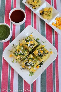 White dhokla recipe how to make white dhokla recipe with a twist i love gujarati snacks for the fact that most of them are low calorie recipes dhokla falls under that categoryere are many versions forumfinder Image collections