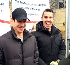 smiling sid and duper make me really happy