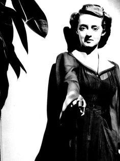 "Bette Davis in ""The Letter"""