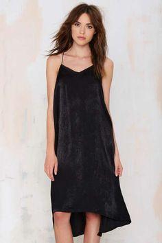 Laid Back Slip Dress