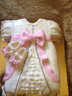 Christening / Baptism Cake