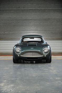 Aston Martin DB4GT - Zagato