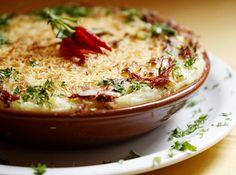 Escondidinho de Mandioca com Carne de Sol delicioso! #brasil #natal #anonovo #2015 #reveillon #receitas #ceia #dezembro #comida #jantar #christmas #recipe #dinner #december #food