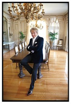 Rod Stewart he just gets better and better with each breathe he takes