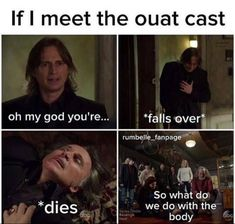 Read sixty three from the story Ouat Memes by OnceUponADreamtm (Clarice Lecter) with 971 reads. Once Upon A Time Funny, Once Up A Time, Swan Queen, I Am A Queen, Best Tv Shows, Best Shows Ever, Ouat Quotes, Ouat Cast, Funny Relatable Memes