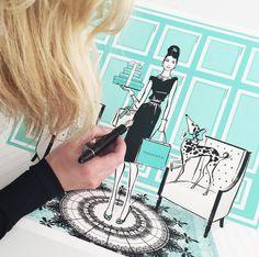 12 Fashion Illustrators To Follow on Instagram  - HarpersBAZAAR.com