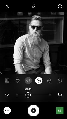 Camera  adjustments slider black  11.48.44 pm Mobile Ui Design, App Ui Design, Ios Photos, Tablet Ui, Vsco App, Music App, App Icon, Photo Editor, Mobile App