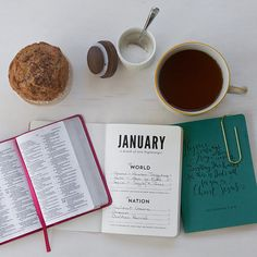 a prayer journal for the year, and extremely detailed. would be amazing to discipline my prayer life! Scripture Study, Bible Verses, Bible Notes, My Prayer, Prayer Book, My Jesus, Walk By Faith, Study Inspiration, God Is Good
