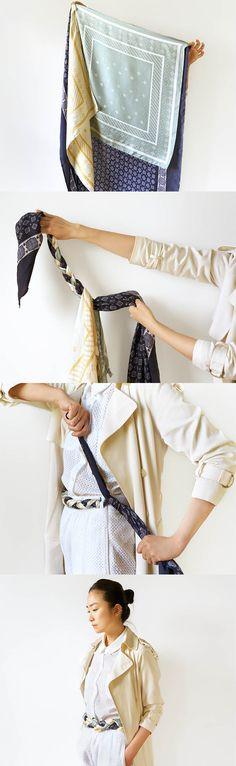 Master the '80s Montana tie and more on Vogue.com.