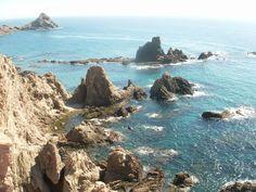 Cabo de Gata, Almería. Spain