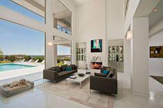 Spanish Oaks Residence by Cornerstone Architects