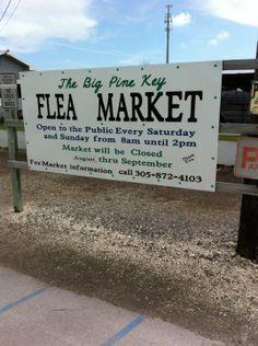 Big Pine Key Flea Market