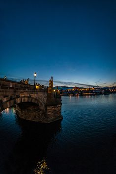 Puente de Praga by David Luengo on 500px