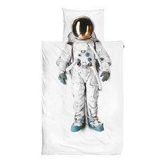 astronaut bedding / Snurk