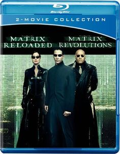 Warner Matrix Reloaded/Matrix Revolutions