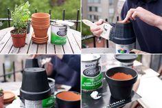 Easy #DIY fun. #spring