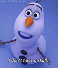 I dont have a skul