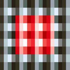 """Saatchi Online Artist CM Seminario; Digital, """"NEUTRAL RED"""" #art"""