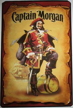 New look for Captain Morgan Original Spiced Rum