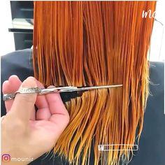 By: @mounir Pretty Hairstyles, Easy Hairstyles, Short Hair Styles, Tips, Woman, Stuff Stuff, Bob Styles, Cute Hairstyles, Easy Hairstyle