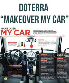 "doTERRA ""Makeover My Car"""