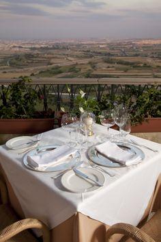 de Mondion Restaurant at The Xara Palace Relais & Chateaux , Mdina, Malta