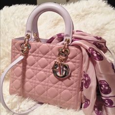 Lady Dior tri-color limited edition Tricolored with pink lavender beige. Ask for more information. Dior Bags Crossbody Bags