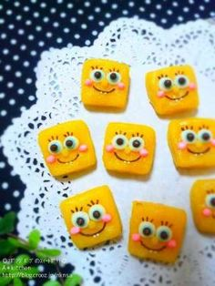 sponge Bob  sweet potato
