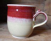 Mug - Coffee Mug - Wheel Thrown Pottery Mug - Pottery - Ceramics & Pottery - Tea Mug - Coffee - Tea - Handmade Pottery - Gift - KJ Pottery