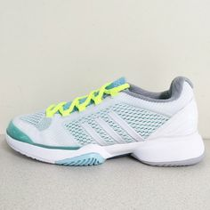 2d8729c1ac2620 The new  StellaSport Stella McCartney Adidas Barricade Tennis Shoes