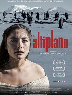 Altiplano - Brosens | Pakkende en confronterende film over de hoogvlakte  Altiplano in Bolivia. De eenvoudige en natuurlijke levenswijze van de bewoners botst met de nietsontziende hebzucht van de multinational die vlakbij een mijn ontgint…Het is tegelijkertijd  het verhaal van een Belgische oorlogsfotografe die probeert met morele dillema's om te gaan. http://zoeken.antwerpen.bibliotheek.be/?itemid=|library/marc/vlacc|7906701