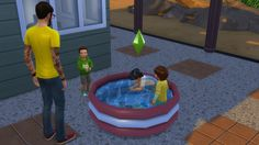Functional Toddler pool. Finished. Hello. I have finished this pool. Its for toddlers only, It has custom animations. Toddlers will gain fun, and thinking skill. Its located at Function–> Kids–>...