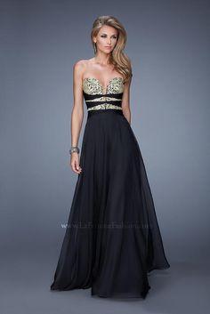 La Femme 20921 La Femme Prom - Effie's Boutique Brooklyn NY