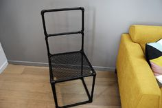 CHAISE METAL INDUS -250€-