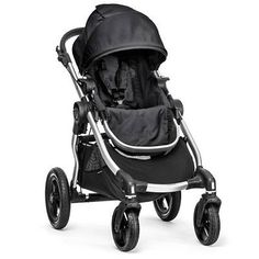 Baby Jogger City Select Single - Onyx Baby St...