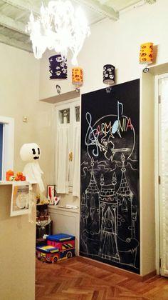 Halloween Halloween, Home Decor, Lab, Musica, Decoration Home, Room Decor, Interior Design, Halloween Stuff, Home Interiors