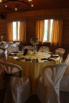 Decoracion de las mesas