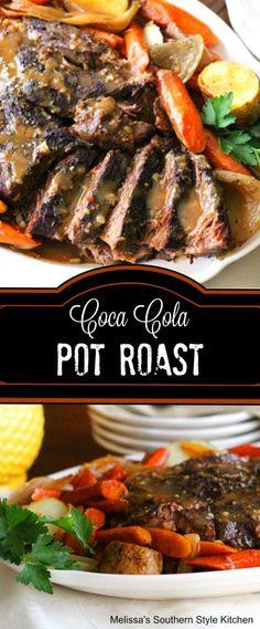 Coca Cola Pot Roast