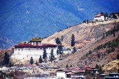 Bhutan - Paro city